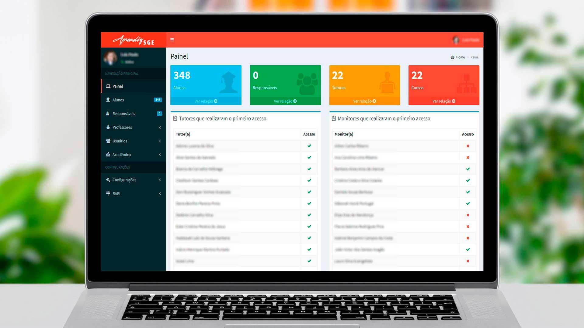 LDesigner - Sistema Web Aprendiz SGE