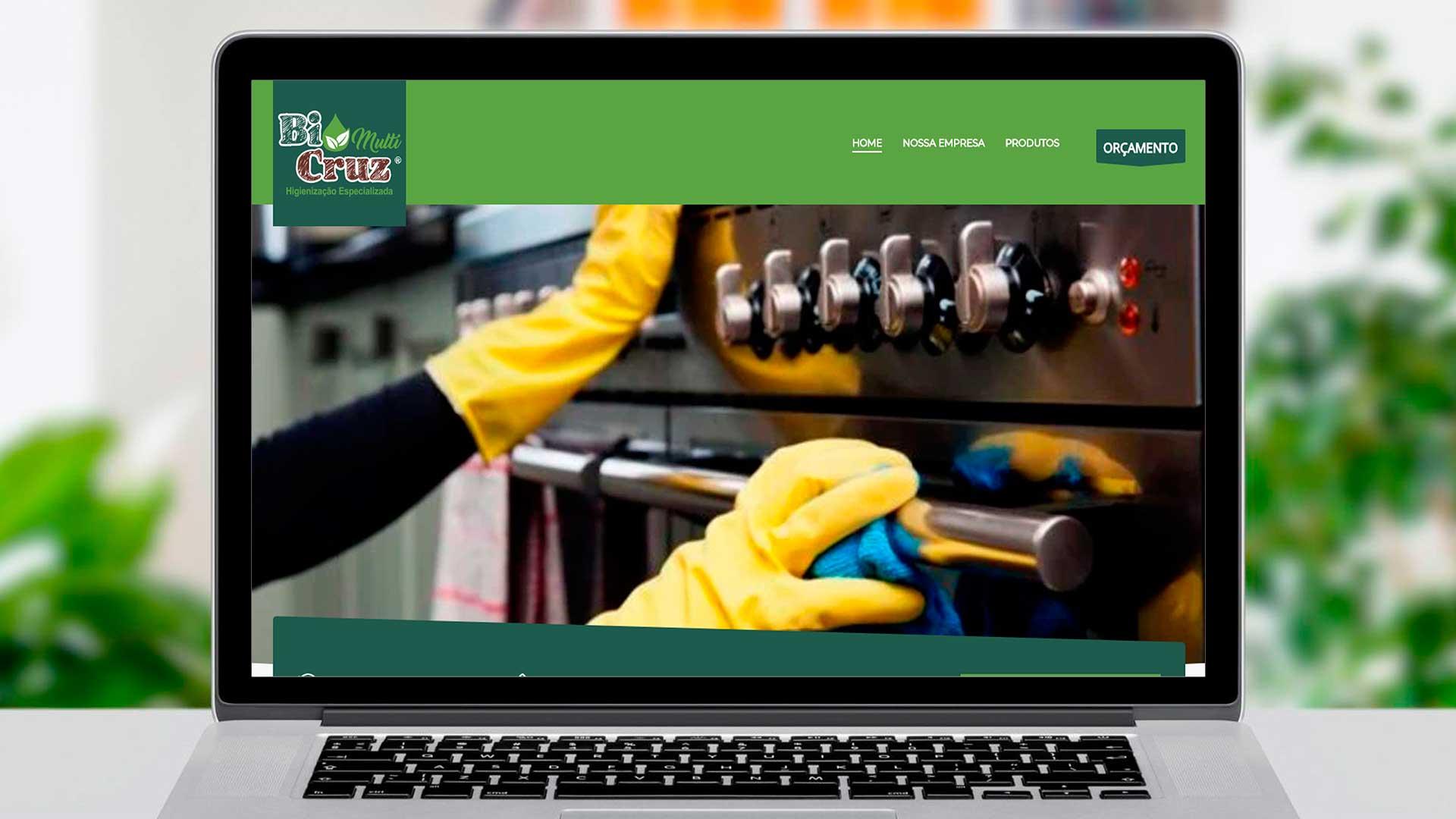 LDesigner - Website BioCruz Multi